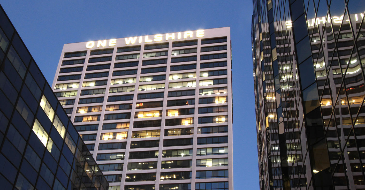 One WIlshire Building