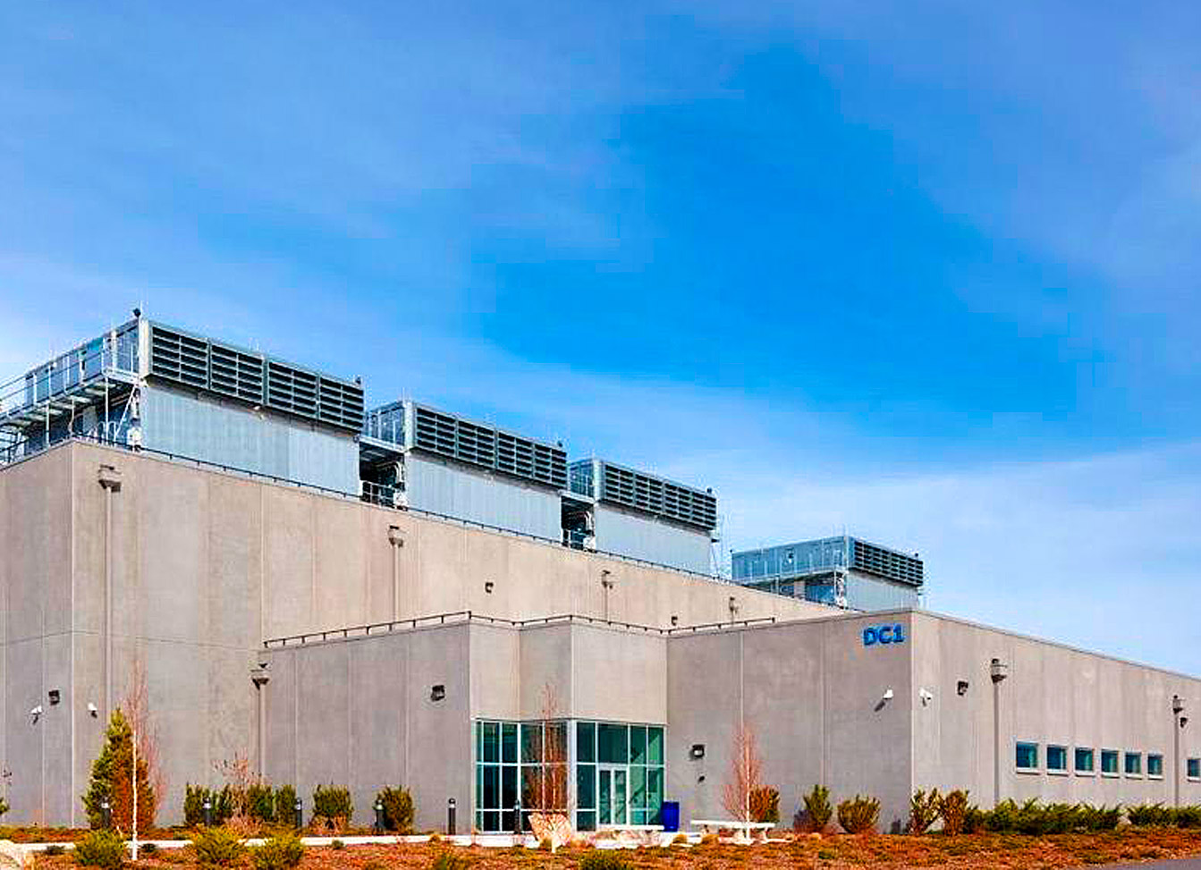Quincy Washington Data Center